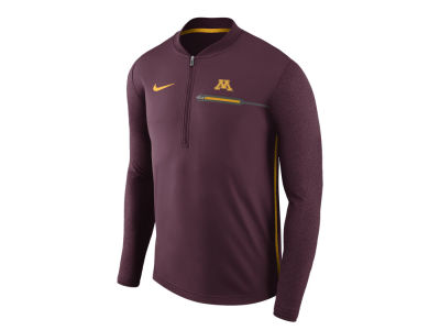 Minnesota Golden Gophers Nike NCAA Men's Coaches Quarter Zip