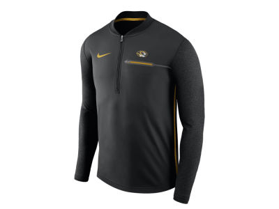 Missouri Tigers Nike NCAA Men's Coaches Quarter Zip