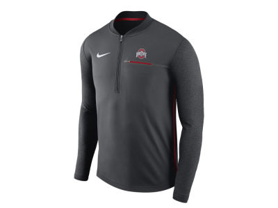 Ohio State Buckeyes Nike NCAA Men's Coaches Quarter Zip