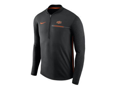 Oklahoma State Cowboys Nike NCAA Men's Coaches Quarter Zip