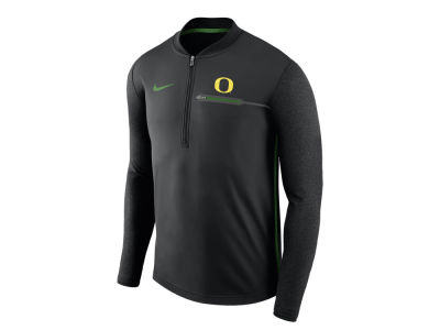 Oregon Ducks Nike NCAA Men's Coaches Quarter Zip