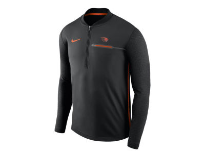 Oregon State Beavers Nike NCAA Men's Coaches Quarter Zip