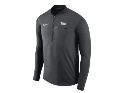 Pittsburgh Panthers Nike NCAA Men's Coaches Quarter Zip
