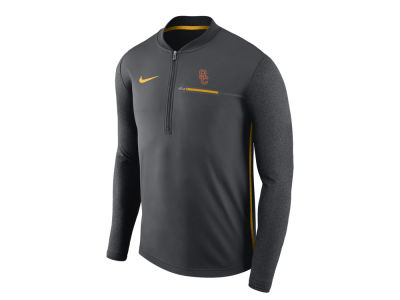USC Trojans Nike NCAA Men's Coaches Quarter Zip
