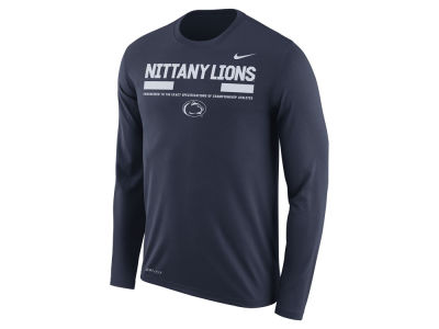 Penn State Nittany Lions Nike NCAA Men's Legend Sideline Long Sleeve T-Shirt
