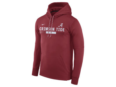 Alabama Crimson Tide Nike NCAA Men's Therma-Fit Sideline Hoodie