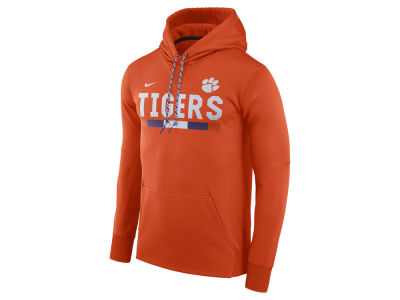 Clemson Tigers Nike NCAA Men's Therma-Fit Sideline Hoodie