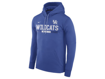 Kentucky Wildcats Nike NCAA Men's Therma-Fit Sideline Hoodie