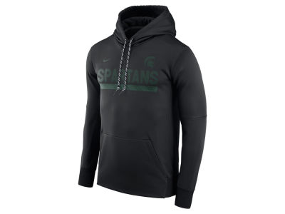 Michigan State Spartans Nike NCAA Men's Therma-Fit Sideline Hoodie