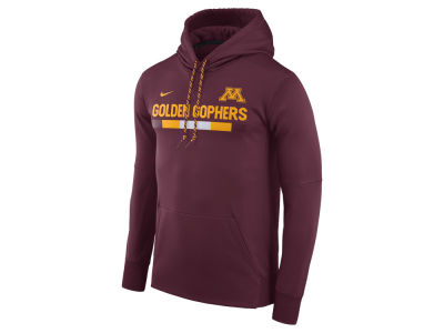 Minnesota Golden Gophers Nike NCAA Men's Therma-Fit Sideline Hoodie
