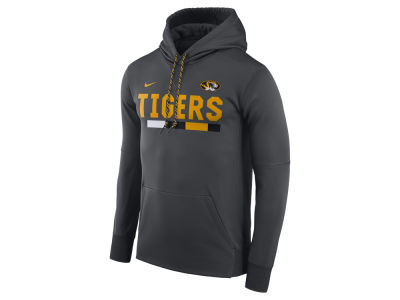 Missouri Tigers Nike NCAA Men's Therma-Fit Sideline Hoodie