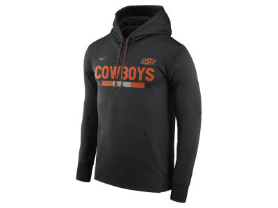 Oklahoma State Cowboys Nike NCAA Men's Therma-Fit Sideline Hoodie