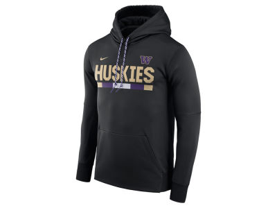 Washington Huskies Nike NCAA Men's Therma-Fit Sideline Hoodie