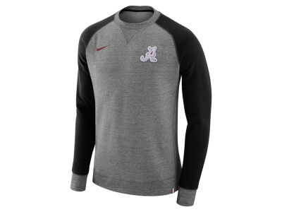 Alabama Crimson Tide Nike 2017 NCAA Men's Crew Sweatshirt