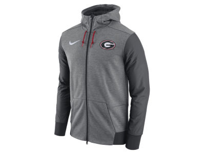 Georgia Bulldogs Nike NCAA Men's Travel Full-Zip Hoodie