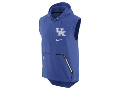 Kentucky Wildcats Nike NCAA Men's Alpha Fly Rush Hooded Vest