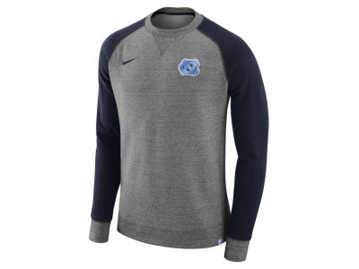 North Carolina Tar Heels Nike 2017 NCAA Men's Crew Sweatshirt