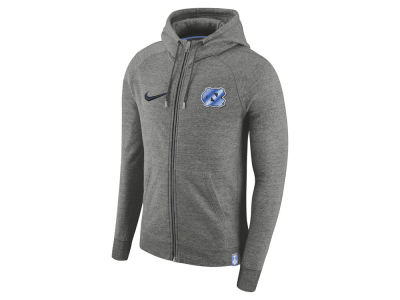 North Carolina Tar Heels Nike 2017 NCAA Men's Full-Zip Hoodie