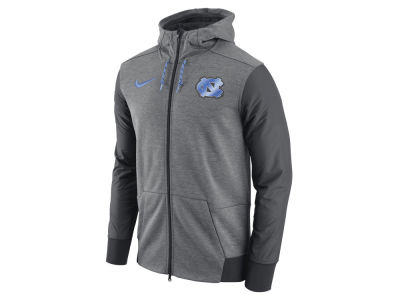 North Carolina Tar Heels Jordan NCAA Men's Travel Full-Zip Hoodie