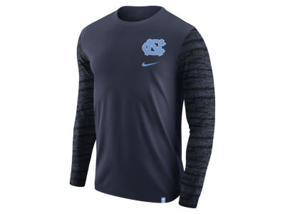 North Carolina Tar Heels Nike NCAA Men's Enzyme Long Sleeve T-Shirt