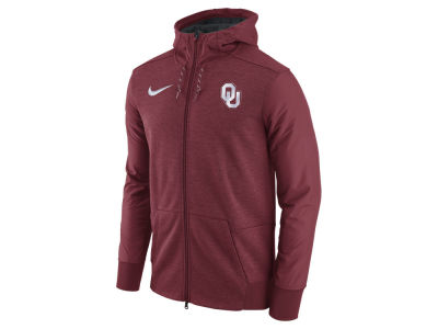 Oklahoma Sooners Nike NCAA Men's Travel Full-Zip Hoodie