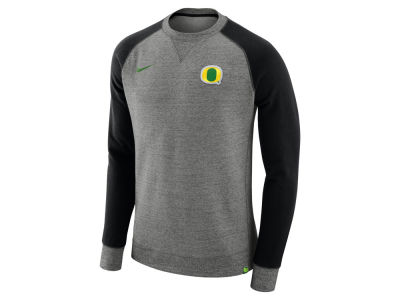 Oregon Ducks Nike 2017 NCAA Men's Crew Sweatshirt