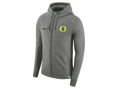 Oregon Ducks Nike 2017 NCAA Men's Full-Zip Hoodie
