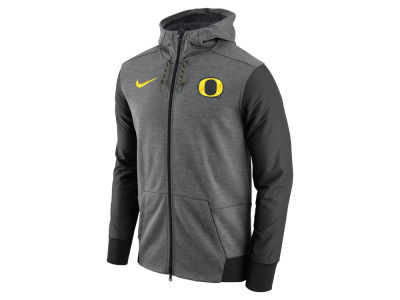 Oregon Ducks Nike NCAA Men's Travel Full-Zip Hoodie