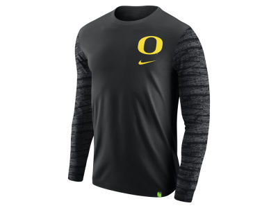 Oregon Ducks Nike NCAA Men's Enzyme Long Sleeve T-Shirt