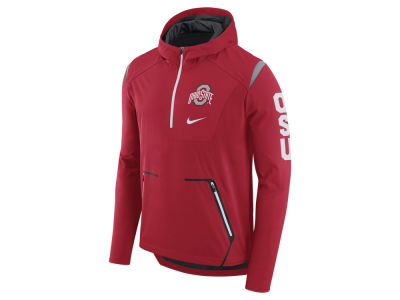Ohio State Buckeyes Nike NCAA Men's Alpha Fly Rush Hooded Jacket