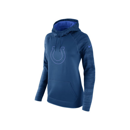 Indianapolis Colts Nike NFL Women's All Time Therma Hoodie