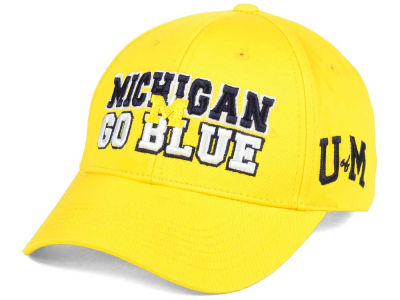 Michigan Wolverines NCAA 2 for $28 Top of the World NCAA Teamwork Cap
