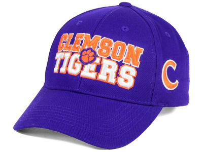 Clemson Tigers NCAA 2 for $28 Top of the World NCAA Teamwork Cap