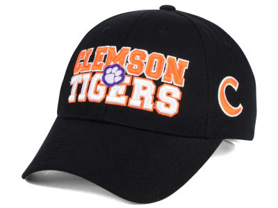 Clemson Tigers Top of the World NCAA Teawmork Cap