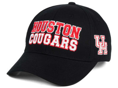 Houston Cougars Top of the World NCAA Teawmork Cap