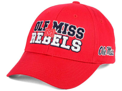 Ole Miss Rebels NCAA 2 for $28 Top of the World NCAA Teamwork Cap