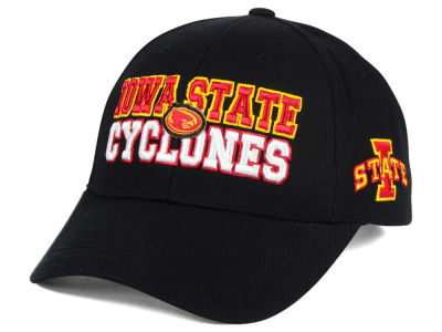 Iowa State Cyclones Top of the World NCAA Teamwork Cap