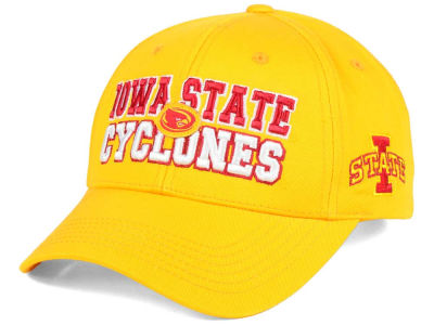 Iowa State Cyclones Top of the World NCAA Teawmork Cap