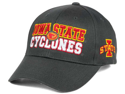 Iowa State Cyclones NCAA 2 for $28 Top of the World NCAA Charcoal Teamwork Snapback Cap