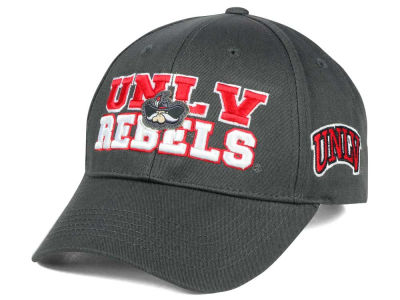 UNLV Runnin Rebels 2 for $28 Top of the World NCAA Charcoal Teamwork Snapback Cap