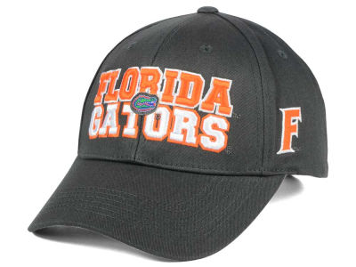 Florida Gators NCAA 2 for $28 Top of the World NCAA Charcoal Teamwork Snapback Cap