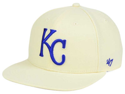 Kansas City Royals '47 MLB '47 Natural No Shot Snapback Cap