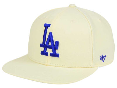 Los Angeles Dodgers '47 MLB '47 Natural No Shot Snapback Cap