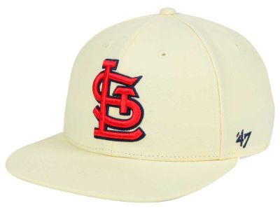 St. Louis Cardinals '47 MLB '47 Natural No Shot Snapback Cap