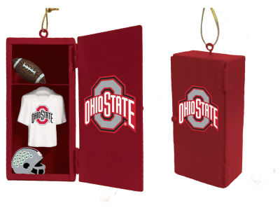 Ohio State Buckeyes Sports Locker Ornament
