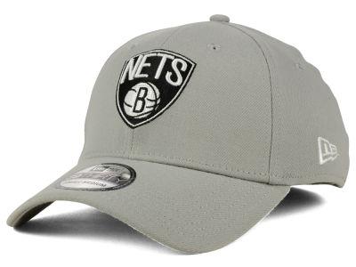 Brooklyn Nets New Era NBA Team Classic 39THIRTY Cap ca7f38fd23e8