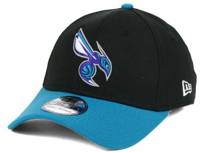Charlotte Hornets New Era NBA Team Classic 39THIRTY Cap