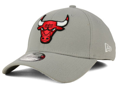 Chicago Bulls New Era NBA Team Classic 39THIRTY Cap