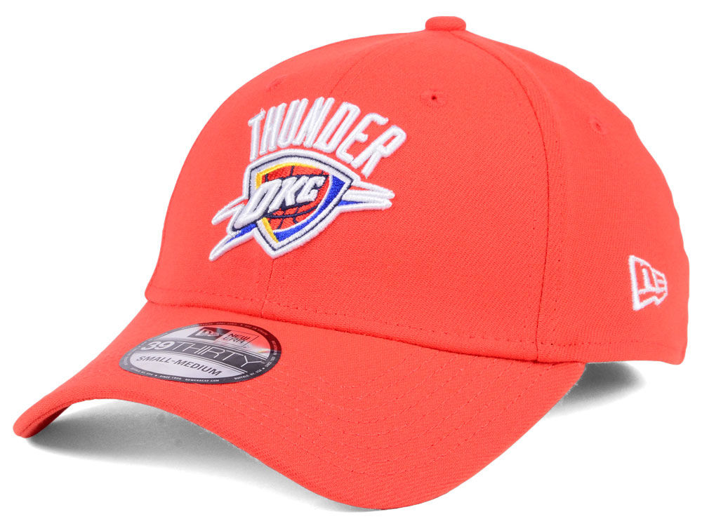 lowest price undefeated x excellent quality Oklahoma City Thunder New Era NBA Team Classic 39THIRTY Cap | lids.ca