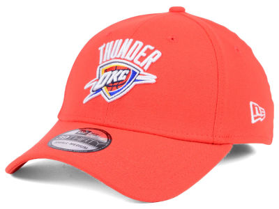 Oklahoma City Thunder New Era NBA Team Classic 39THIRTY Cap